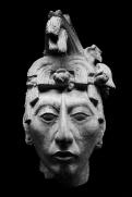 Cabeza masculina de Palenque