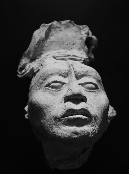 Rostro Maya