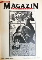 Antonio Cisneros, su mítica Ballena N° 376 8 de julio de 1990