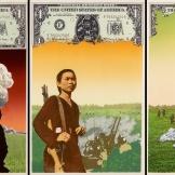 Zárate, D. A. (1972-76)- Trilogía sobre Vietnam (Agresión del Imperialismo a los pueblos; A la agresión del imperialismo : guerra. Taller 4 rojo, Bogotá