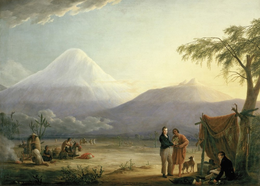 Weitsch-Alexander-von-Humboldt-and-Aimé-Bonpland-near-the-Chimborazo-Volcano-1024x734