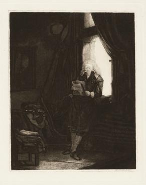 102 Rembrant - Jan Six 1647
