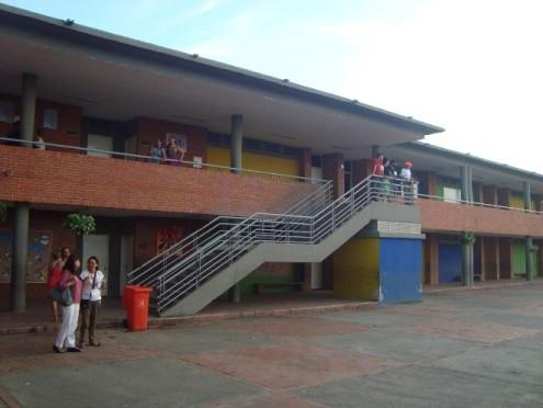 CENTRO EDUCATIVO COLOMBIATON, GUSTAVO PULECIO GÓMEZ, FE Y ALEGRÍA
