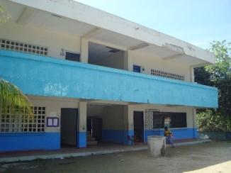 Instalaciones colegio Islas del Rosario