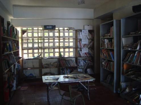 Biblioteca Islas del Rosario