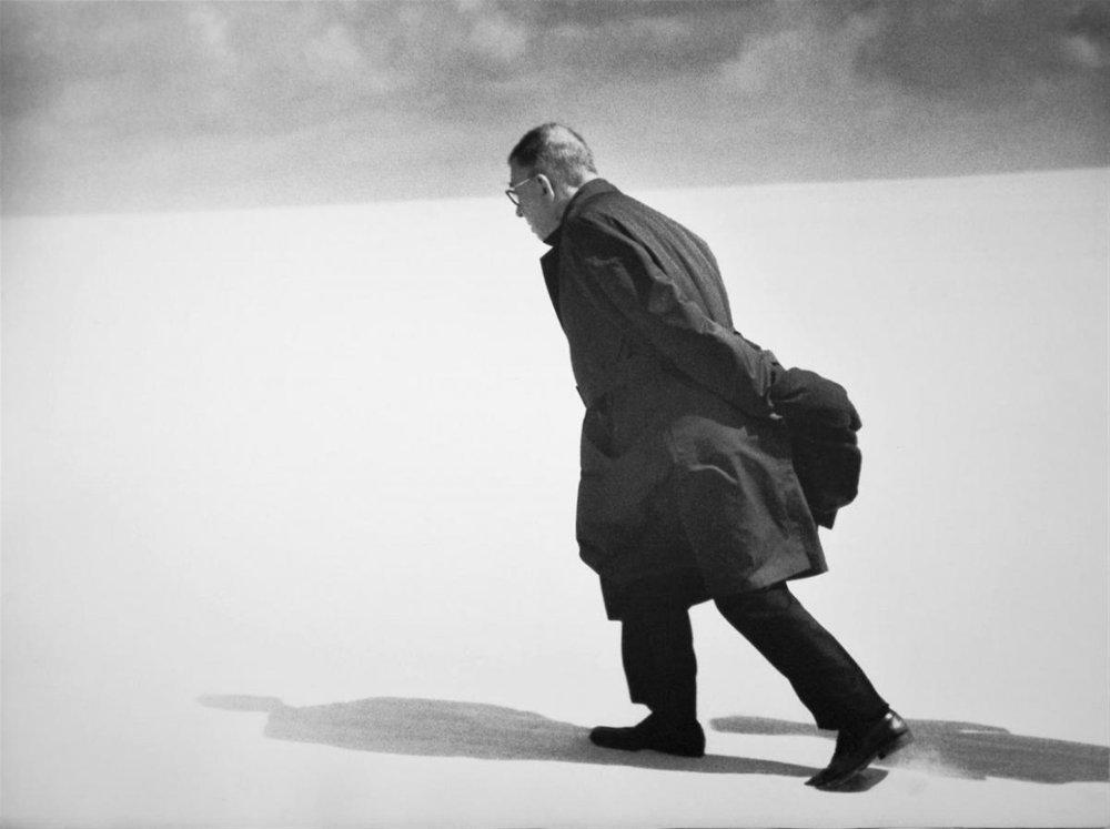 csm_Lempertz-931-195-Photography-Antanas-Sutkus-JEAN-PAUL-SARTRE-IN-NIDA-_a813f4185c