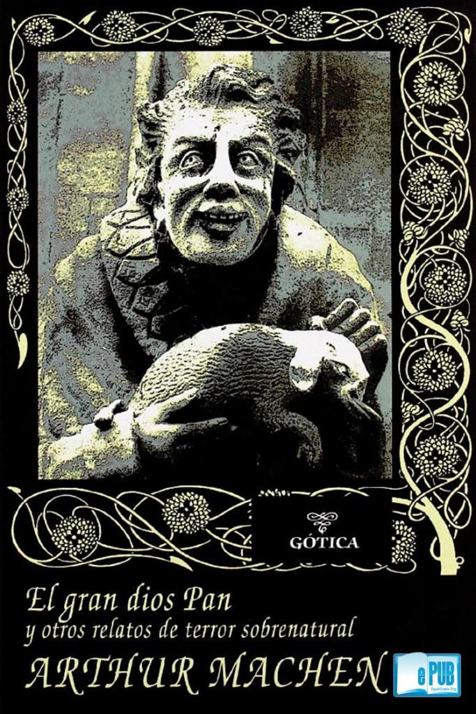 El-gran-dios-Pan-Arthur-Machen-portada