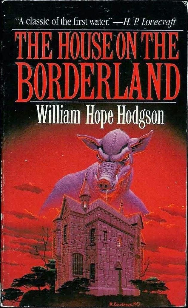 house on the borderland william hope hodgson 1983 reprint carroll graft