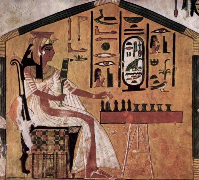 663px-Maler_der_Grabkammer_der_Nefertari_003