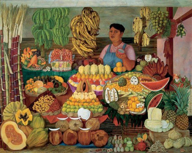 Olga-Costa-La-vendedora-de-frutas-1951-e1531512300354