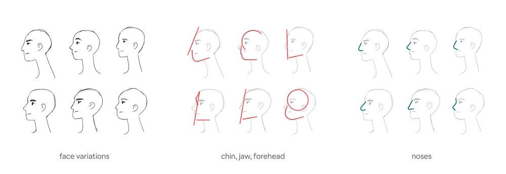 face-sketches